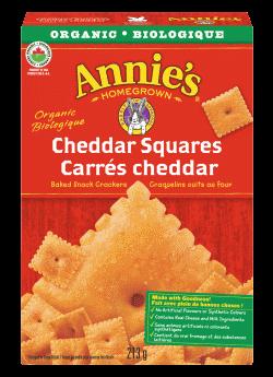 Annie's Cheddar Squares