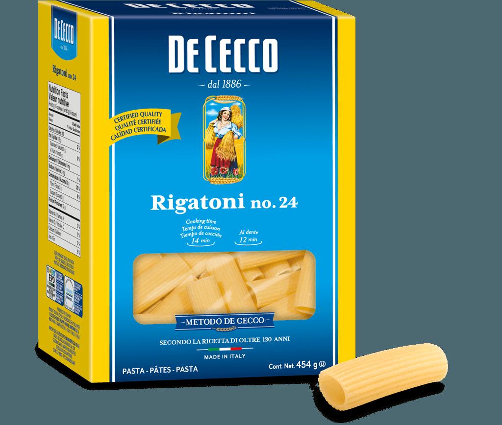 DeCecco - Rigatoni  454g