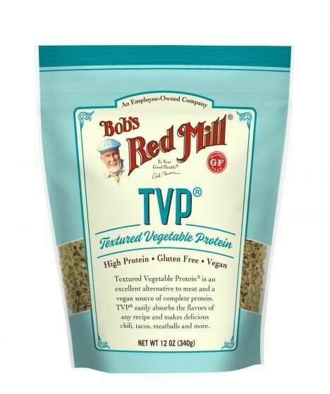 Bob's Red Mill  Textured Vegetable Protein  340g
