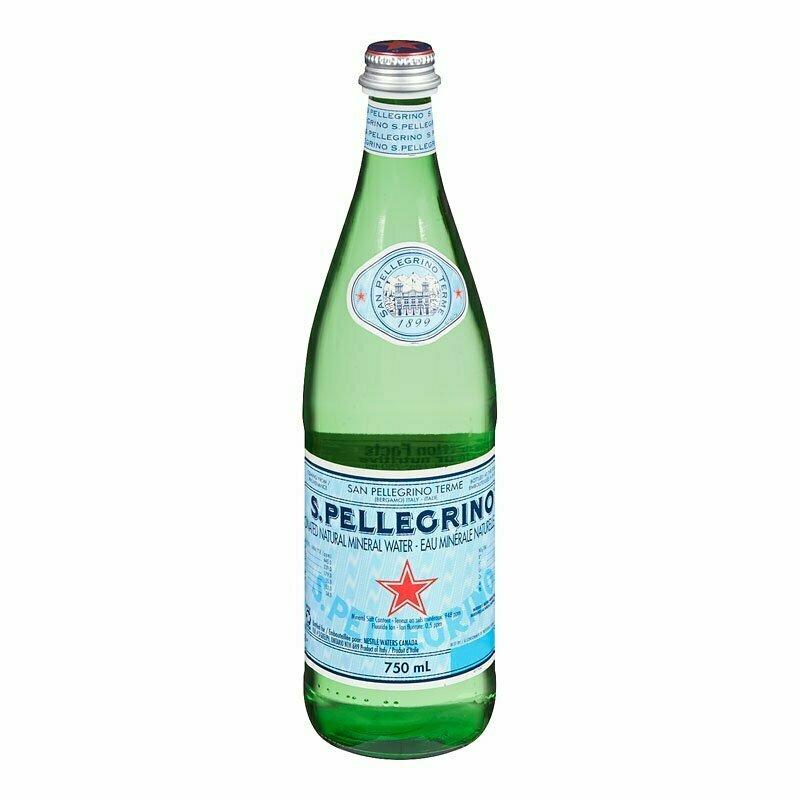 San Pellegrino - Sparkling Water 750ml