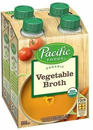 Org. Vegetable Broth