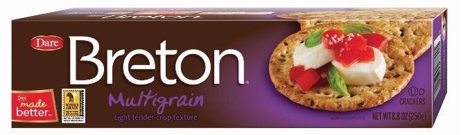 Breton - Multi-Grain Crackers 225g