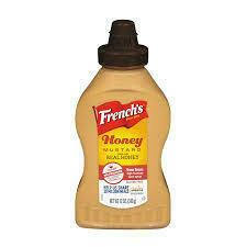 French's Honey Mustard  325ml