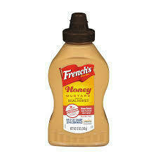 French's Honey Mustard  325ml