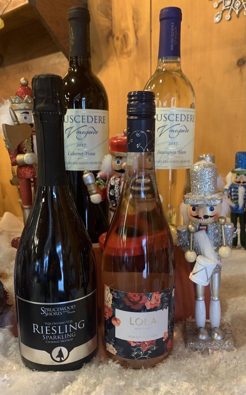 VQA Wine Gift 4-Pack