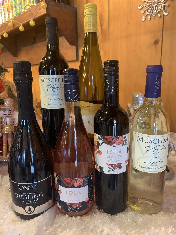 VQA Wine Gift 6-Pack