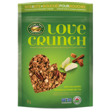 Love Crunch - Apple Crumble Granola  325g