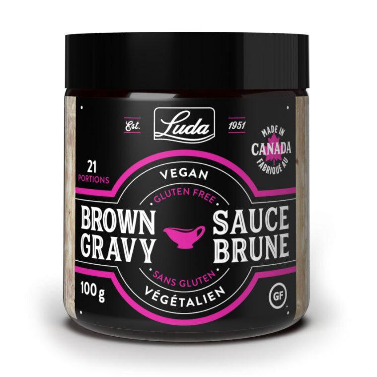 Lusa - Vegan Brown Gravy Base