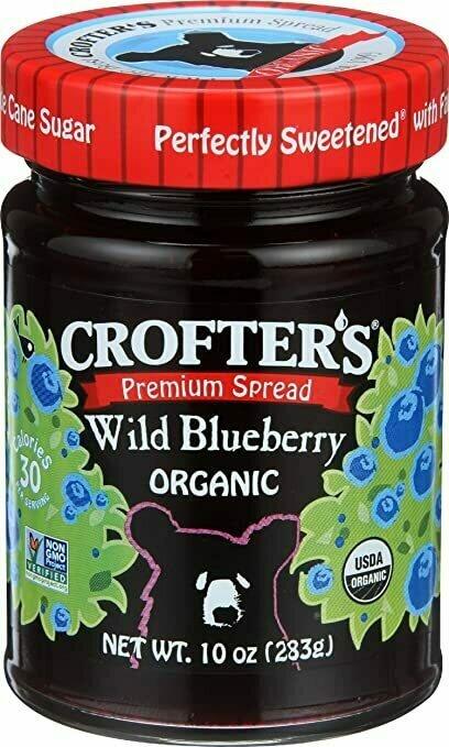 Crofter's - Wild Berry  235ml