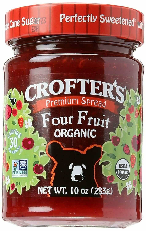 Crofter's - 4 Fruit 235ml