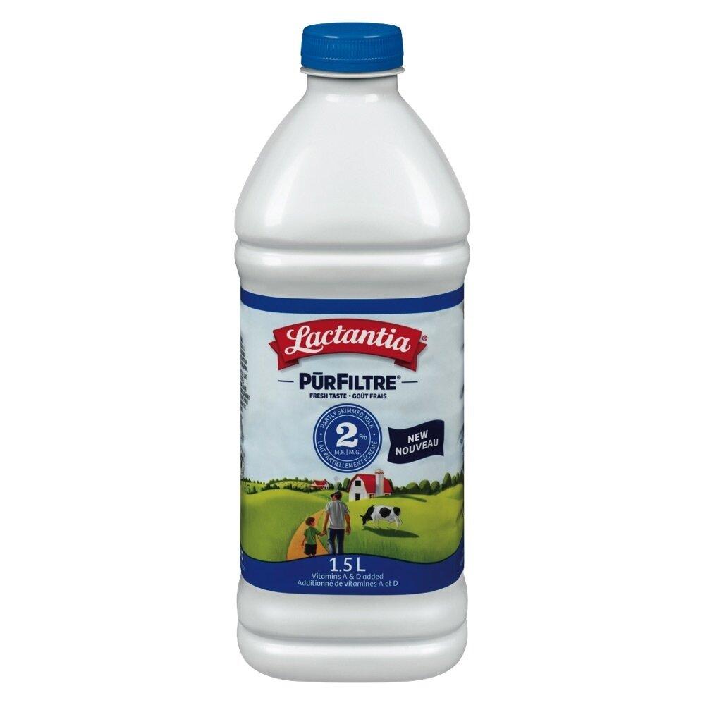 Lactantia Milk - 2%  1.5L UltraPur