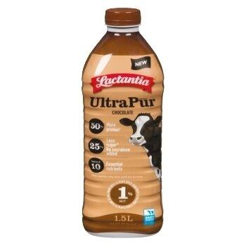 Lactantia CHOCOLATE Milk - 1%  1.5L UltraPur