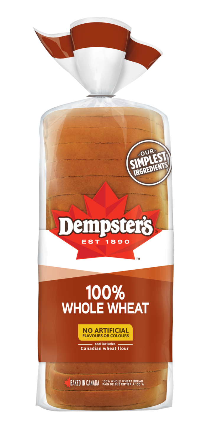 Dempsters - Whole Wheat Sliced