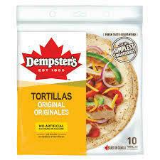Dempsters - Original Tortillas (10)