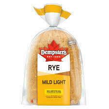 Dempsters - Mild Light RYE