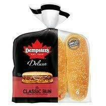 Dempsters - Deluxe Sausage Buns (6)