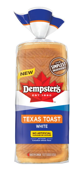 Dempsters - White Texas Toast