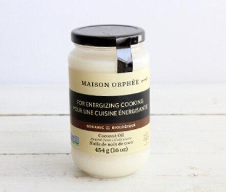Maison Orphee - Coconut Oil Neutral Taste