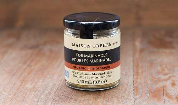 Maison Orphee - Old Fashioned Mustard