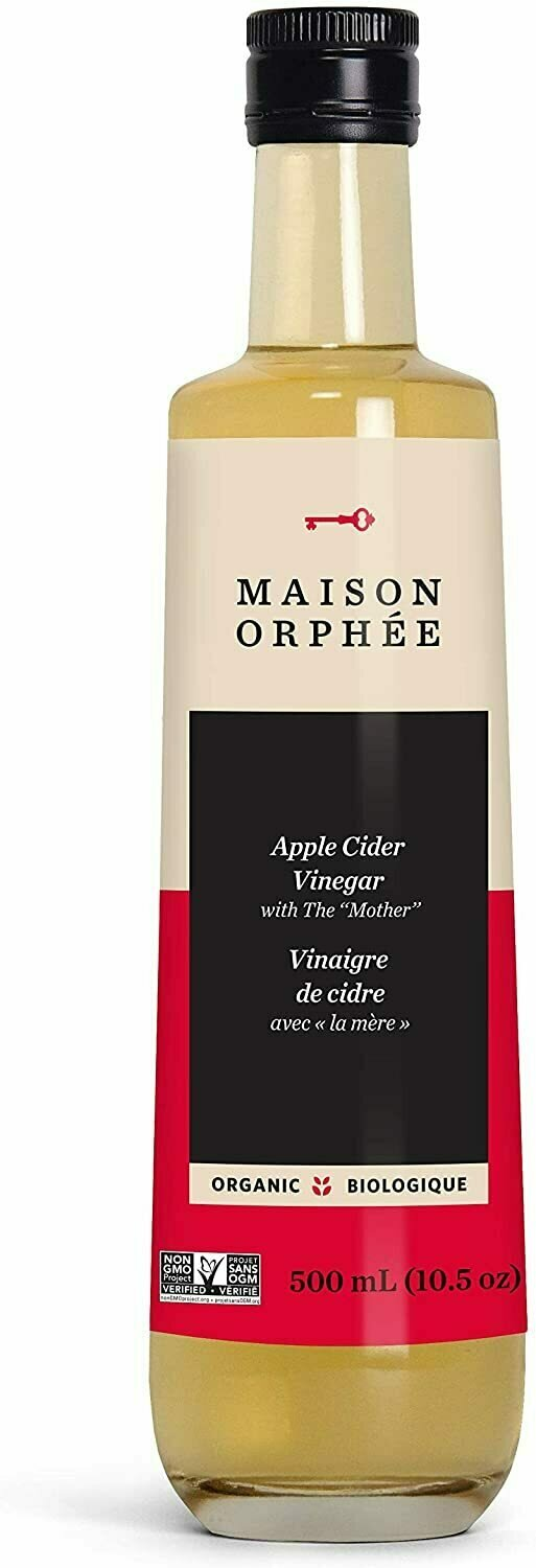 Maison Orphee - Apple Cider Vinegar w/The Mother