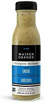 Maison Orphee - Greek Salad Dressing