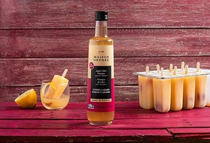 Maison Orphee - Apple Cider Vinegar Raspberry & Cardamom