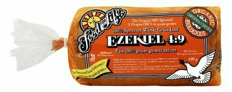 Food For Life - Ezekiel Sprout Bread