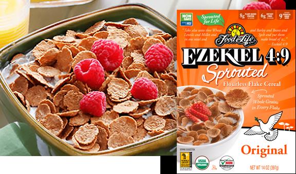 Food For Life - Ezekiel 4:9 Cereal Original