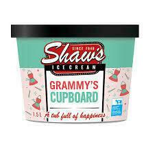 Shaw's Ice Cream - Mint Chip  1.5L
