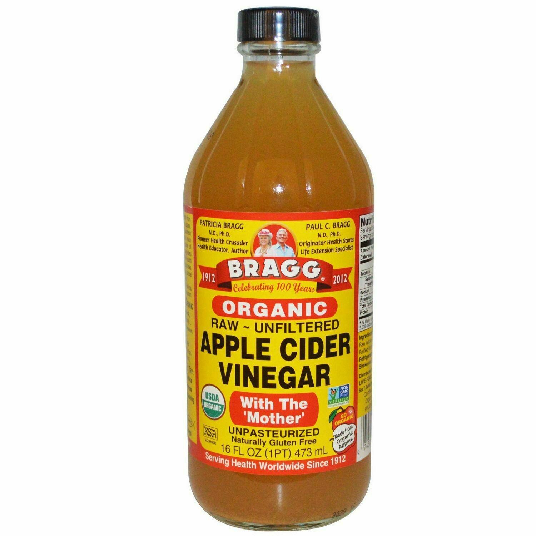 Bragg - Organic Apple Cider Vinagrette