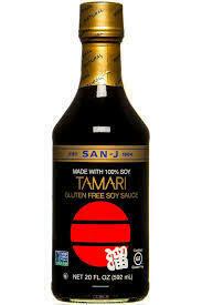San-J - Black Label - Premium Tamari