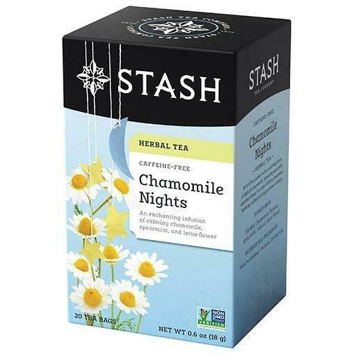 Stash Tea - Chamomile Nights Tea