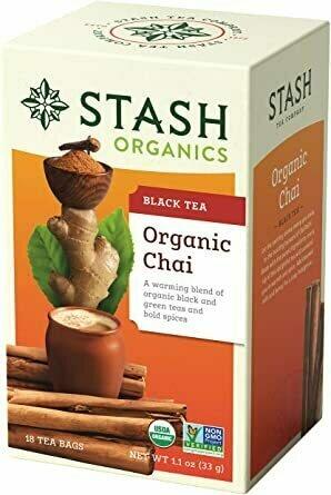 Stash Tea - Organic Chai Tea