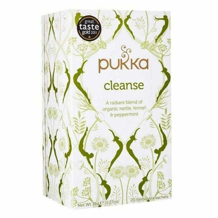 Pukka Teas - Cleanse Tea