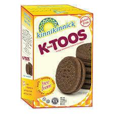 Kinnikinnick - Fudge Cream Sandwich