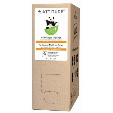 Attitude - All Purpose Cleaner - Citrus Zest 4L