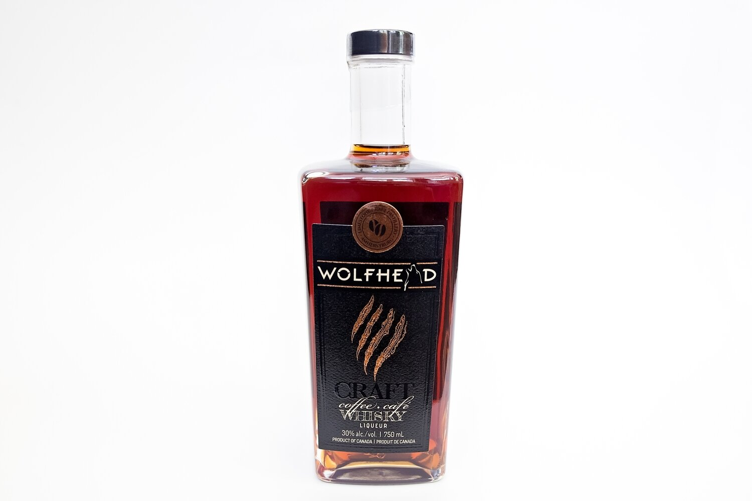 Wolfhead - Coffee Whisky 750ml