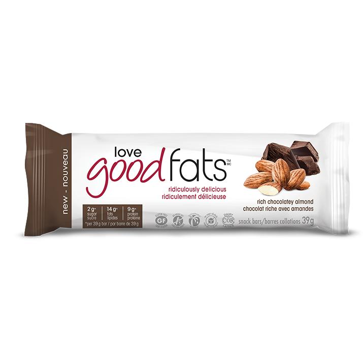 Love Good Fats - Chocolatey Almond 4-pack