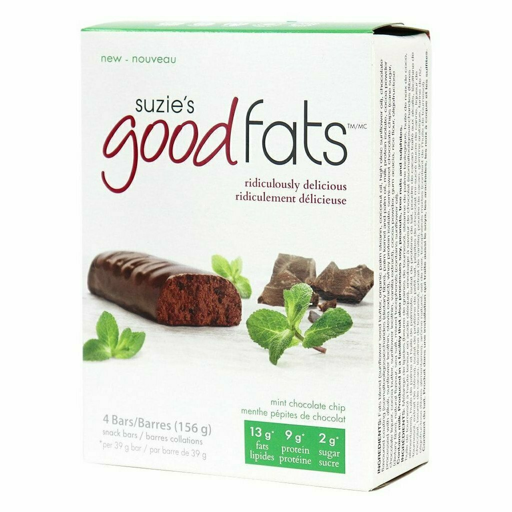 Love Good Fats - Mint Chocolate Chip 4-pack