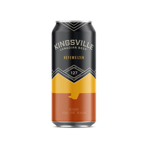 Kingsville Brewery - Hefeweizen