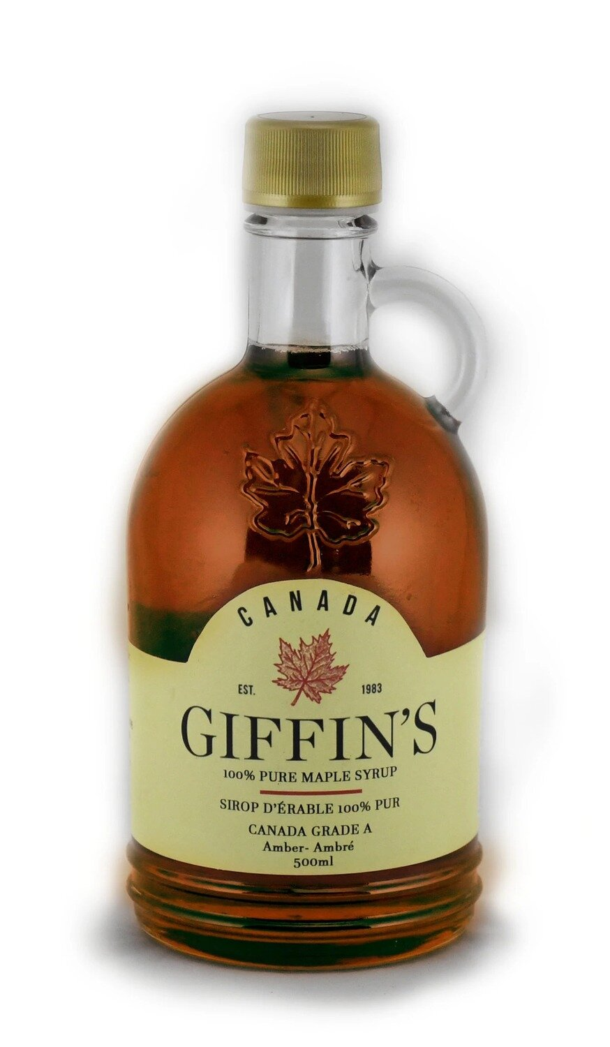 Giffin's Maple Products - 500ml