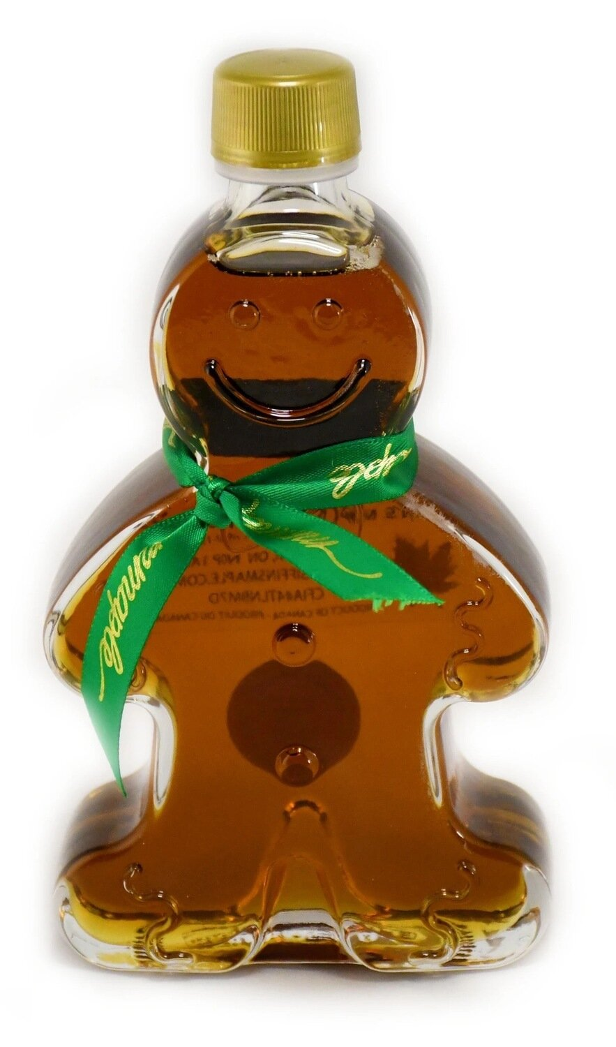 Giffin's Pure Maple Syrup - 250ml - Gingerbread Man