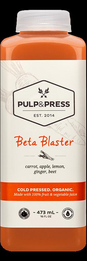 Pulp & Press - Beta Blaster 473ml