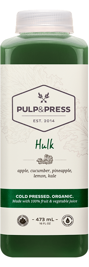 Pulp & Press - Hulk 473ml