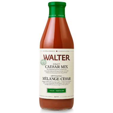 Walter's Caesar Mix - VEGAN  946ml