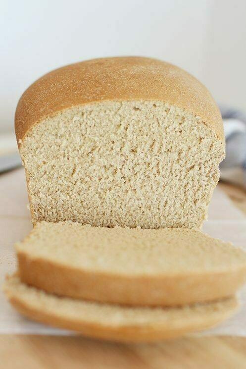 Whole Wheat Sliced