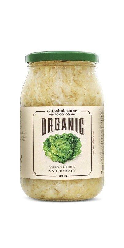 Organic Sauerkraut (909ml)