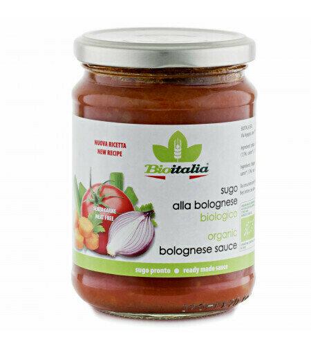 Bioitalia - Organic Bolognese Sauce  358ml