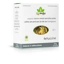 Bioitalia - Org. durum wheat Fettucini (375g)