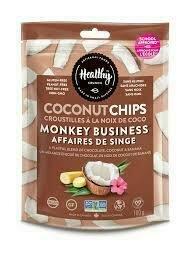 Healthy Crunch - Monkey Business